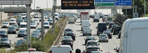 Canicule: la pollution s'installe