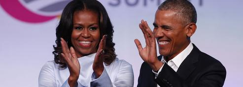 Le business en or du couple Obama