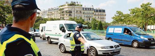 À Paris, les diesels d'avant 2006 interdits dès ce lundi