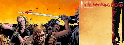 Fin de vie pour les zombies de la bande dessinée Walking Dead