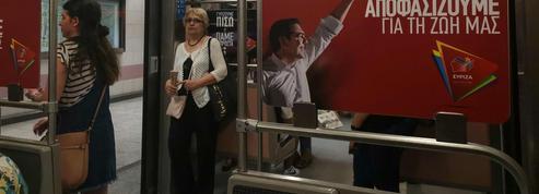Grèce: Alexis Tsipras poussé dehors malgré l'embellie économique