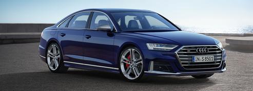 Audi S8, la gardienne des traditions