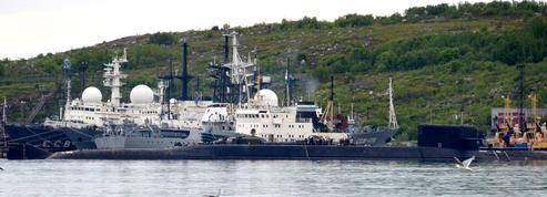 Accident dans un sous-marin russe: il s'agit bien d'un modèle nucléaire