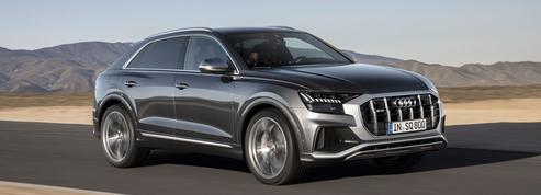 Audi SQ8, le culte du gazole