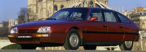 Quiz Citroën CX
