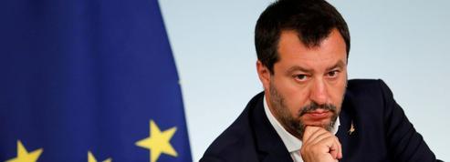 «En Italie, le nombre d'immigrés clandestins arrivés par la mer a chuté de 80 %»
