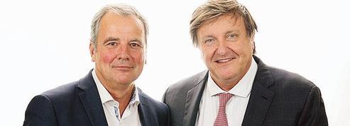 Olivier Roux et Pierre-Louis Roucaries, un duo influent pour doper l'industrie événementielle