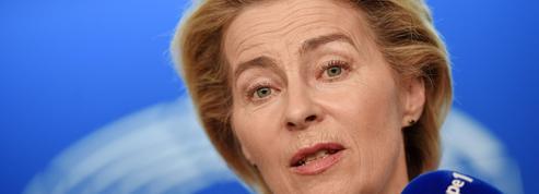 Allemagne: von der Leyen fait tanguer la GroKo