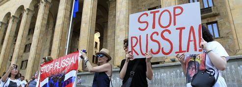 Une brise antirusse souffle sur le Caucase