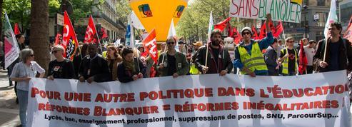 Bac: des syndicats débordés par leurs franges radicalisées