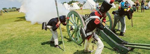 Waterloo, riche plaine à touristes