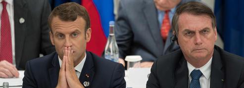 Guillaume Tabard: «La diplomatie écologique du chef de l'État»
