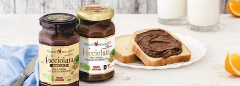 Nocciolata, cet italien bio qui veut se faire une place à côté du Nutella
