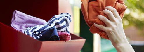 Textile: la seconde main fait de plus en plus d'adeptes