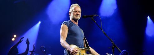 Malade, Sting, en tournée, annule tous ses concerts de la semaine