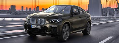 BMW X6, le pionnier se réinvente