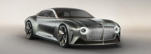 Bentley EXP 100 GT, un coupé de luxe pour demain