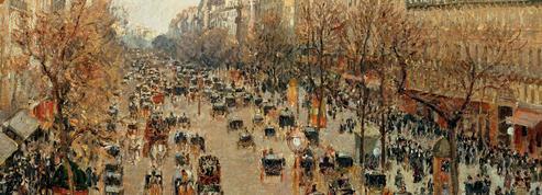 Pissarro, Forain, Modigliani… nos archives de la semaine sur Instagram
