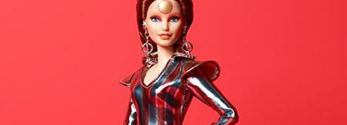 Une Barbie en David Bowie pour les 50 ans de l'album culte Space Oddity