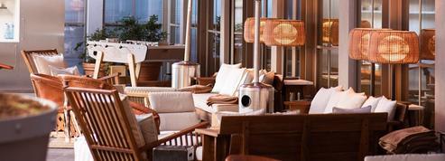 Les étonnants restaurants de l'hôtel Brach
