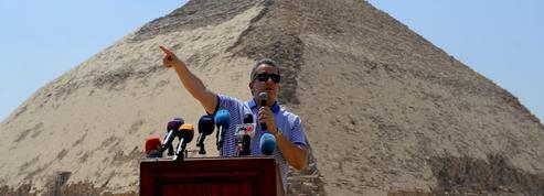 Égypte: la pyramide la mieux conservée du pays rouverte au public