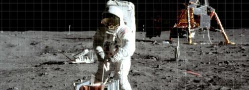 La mission Apollo 11 racontée en infographies