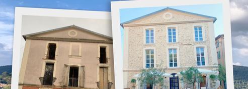 Une bâtisse abandonnée renaît en adresse chic et charme en Provence