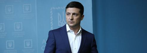 En Ukraine, Zelensky domine le paysage politique avant les législatives