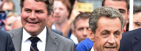 Nicolas Sarkozy et Franck Louvrier en duo à La Baule