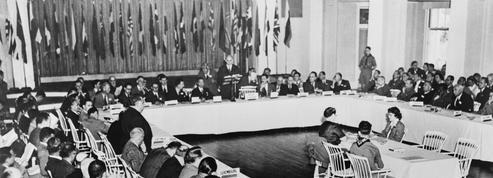 La mondialisation fête ses 75 ans en pleine crise