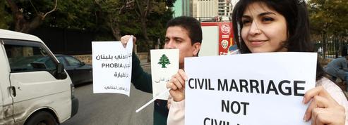 Ces Libanais qui se rebellent contre le mariage religieux