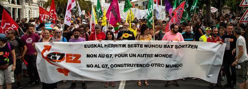 G7: la région de Biarritz hautement sécurisée face au risque de débordements