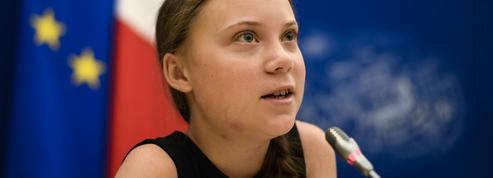 À l'Assemblée, Greta Thunberg sermonne les députés