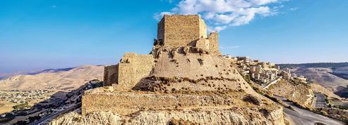 Le château de Kerak, une forteresse sur la route des Rois