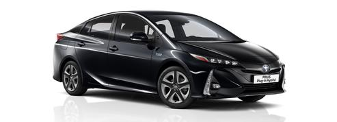 Toyota Prius PHEV, désormais disponible en 5 places