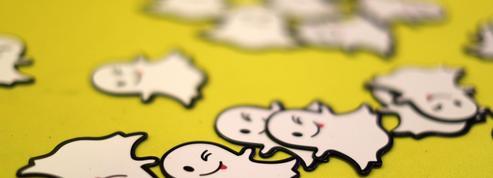 Snapchat a attiré 13 millions de nouveaux utilisateurs, surtout grâce à ses filtres