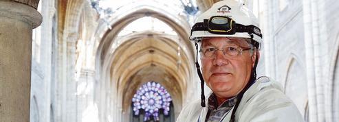 Didier Durand, l'artisan devenu sauveur de Notre- Dame