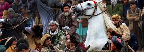 Le bouzkachi, ce jeu équestre qui fait l'orgueil de l'Afghanistan