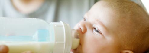 Les laits hypoallergéniques ne diminuent pas le risque d'allergie chez les bébés