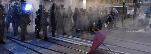 Pékin appelle à réprimer le mouvement de contestation à Hongkong
