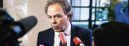 Luc Chatel, ex-politique et vraiment heureux