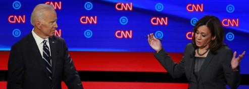 Attaqué de toutes parts lors du deuxième débat démocrate, Joe Biden se défend