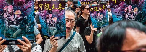 À Hongkong, le vent de la révolte se lève