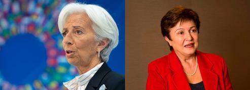 Le successeur de Christine Lagarde au FMI sera totalement inféodé aux États-Unis