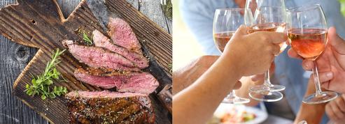 Grillades et vins rosés séduisent moins cet été