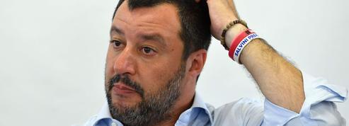 Matteo Salvini réclame des élections anticipées