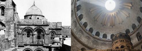 À Jérusalem, les métamorphoses du Saint-Sépulcre