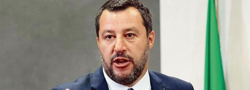 Matteo Salvini, le bulldozer milanais