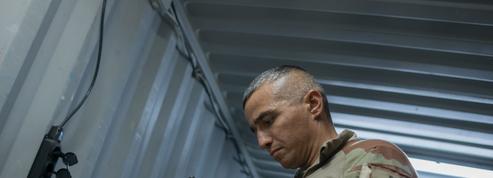Le Lieutenant Pasha, un démineur français face à Daech