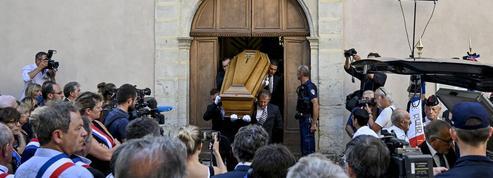 Signes: le village a fait ses adieux à son maire Jean-Mathieu Michel